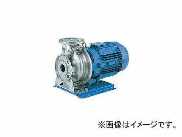 エバラ FDP型ステンレス製渦巻ポンプ 口径50×40mm 0.75kW 60H 50X40FDEP61.5E(7734671)