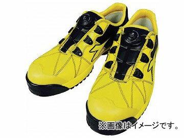 ディアドラ 安全作業靴 フィンチ 黄/黄/黒 28.0cm FC552-280(4976398)