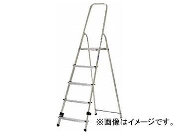 アルインコ 上枠付専用脚立 天板高さ98cm 最大使用質量150kg TBF5(7727518)