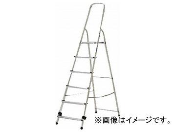 アルインコ 上枠付専用脚立 天板高さ119cm 最大使用質量150kg TBF6(7727526)
