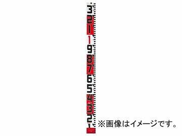 タジマ シムロンロッド-100 長さ20m/裏面仕様 1mアカシロ/紙函 SYR-20EK(8134657)
