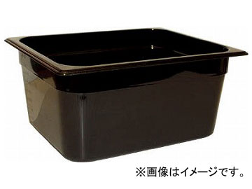 ラバーメイド フードパン(ホットパン) ブラック 231P07(8194666)