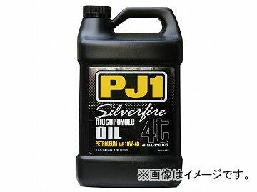 2輪 ヤザワ PJ1 シルバーファイアーオイル PJ9-32-1G-PET 約3.8L JAN:023159693213