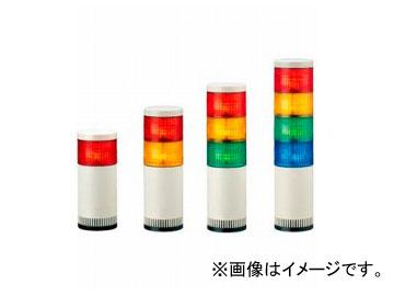 パトライト シグナル・タワー LED大型積層信号灯 4段 LGE-420