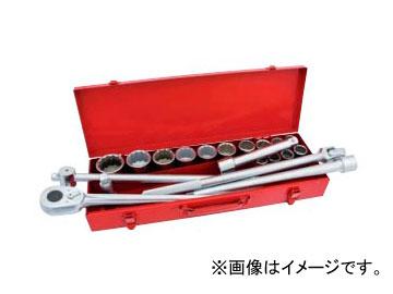 """スエカゲツール SEK 3/4""""DR. 20PC. ソケットレンチセット No.6020"""