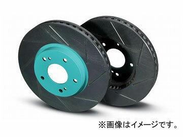 Projectμ ブレーキローター フロント SCR 塗装済タイプ SCRM044 ミツビシ レグナム EC5W(VR-4)