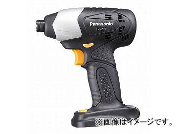 パナソニック/Panasonic 充電インパクトドライバー 本体のみ 品番:EZ7207X-B 黒 JAN:4547441873139