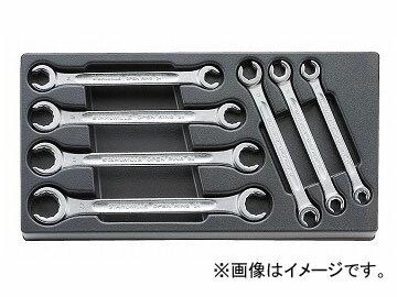 スタビレー/STAHLWILLE ES 24/7,8X10-19X22mm オープンリング 品番:96838171 JAN:4018754131723