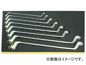 スタビレー/STAHLWILLE TCS 20/8,6X7-19X22mm メガネレンチセット 品番:96838192 JAN:4018754138647