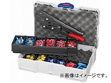 クニペックス/KNIPEX 圧着ペンチセット 品番:9790-00 JAN:4003773025375