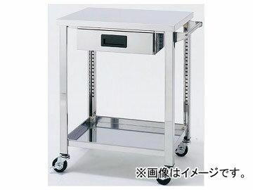アズワン/AS ONE ステンレス製ワゴン WGO2-600K 品番:1-2720-01