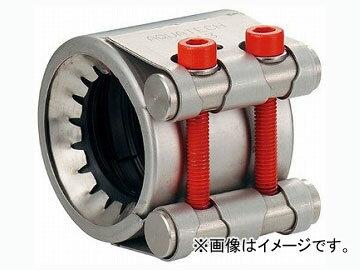 カクダイ 鋼管用カップリング(UNI-GRIP) �番:649-855-100 JAN:4972353057238