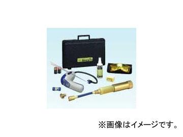 デンゲン/dengen クーラ・マックスシリーズ ガスリークテスター付蛍光剤リークキット CP-UV15LK