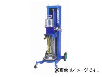 ヤマダコーポレーション/yamada 高粘度ポンプユニット SR160M35ALW 製品番号:880831