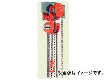 象印チェンブロック K-II型 ギヤードトロリ結合式チェーンブロック KG-1 品番:KG-01025
