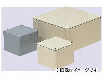 未来工業/MIRAI 防水プールボックス(平蓋) 正方形<ノック無> 600×600×200mm