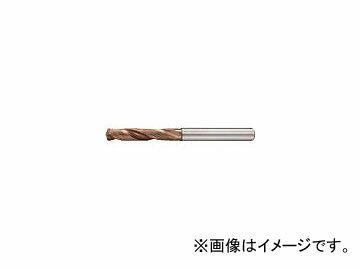 三菱マテリアル/MITSUBISHI 超硬ドリル WSTARシリーズ MQS 鋼・鋳鉄加工用 φ14.2×5D MQS1420X5DB DP3020(6615830)