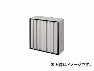 日本無機/NIPPONMUKI 超低圧力損失HEPAフィルタ ATMPK 610×305×290 ATMPK70HPE(4186770)