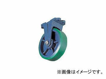 京町産業車輌/KYOMACHI ダクタイル金具付ウレタン車輪 FHU250X90