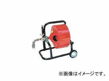ヤスダトーラー 排水管掃除機F4型キャスター型 F41021