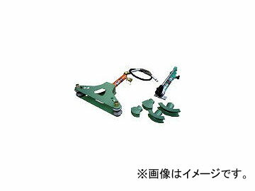 大洋エンジニアリング 手動油圧ベンダー PBLC13