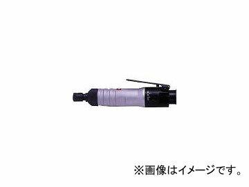 日本ニューマチック工業 ダイグラインダ レバータイプ 後方排気型 10725 RG16A(2919494)