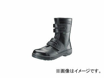今月新入荷 シモン/SIMON 安全靴 長編上靴マジック式 SS38黒 24.0cm SS3824.0(3683109) JAN:4957520145819