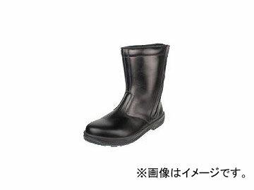 良い販売 シモン/SIMON 安全靴 半長靴 8544黒 24.0cm 8544BK24.0(3608131) JAN:4957520155313