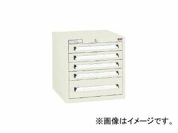 大阪製罐/OS ミゼットキャビネット(ライトグレー) M63G