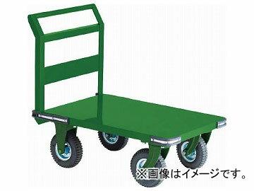 トラスコ中山/TRUSCO 鋼鉄製運搬車 900×600 φ223空気入タイヤ 鋳物金具 OH2AR(2391562) JAN:4989999670264