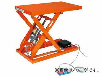 トラスコ中山/TRUSCO テーブルリフト100kg(電動Bねじ式100V)400×650mm HDLH1046V12