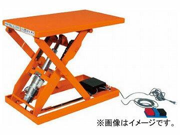 トラスコ中山/TRUSCO IPMリフター150kg 電動ボールねじ式 520×630 蛇腹付 HDLL1556PJ