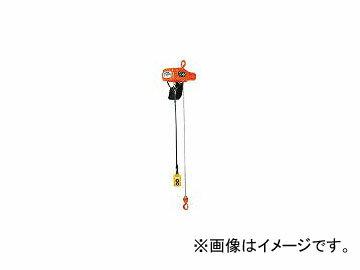 象印チェンブロック/ELEPHANT 単相100V小型電気チェーンブロック(1速型)160KG ASK1630(2422531) JAN:4937510103111