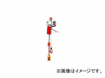 象印チェンブロック/ELEPHANT β型電気チェーンブロック・125kg・10m BSK12A0(3870821) JAN:4937510151303