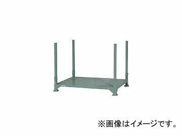 岡田工業/OKADA ポストパレット 間口1190mm 高さ445mm A3
