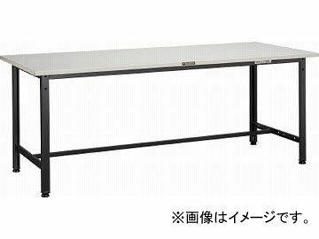 トラスコ中山/TRUSCO SAE型作業台 1200X750XH740 DG色 SAE1200DG(4546334)