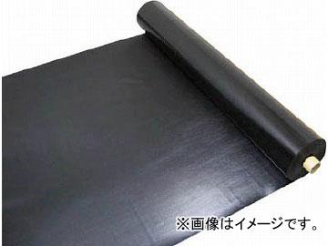 ワニ印 塩ビ養生シート 黒 厚み0.5MM 1M×30M 3082(4851579) JAN:4560260215638