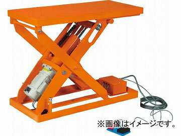 トラスコ中山 スーパーFAリフター300kg 電動式 1050X400 HFA-30-0410-20(4644123) JAN:4989999677751