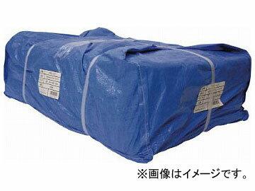 ユタカ シート #3000ブルーシート大畳み 2.7m×3.6m PBZ-L05(4706943) 入数:1箱(15枚)