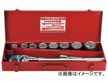 FPC ソケットレンチセット 差込角19.0mm 12角 S-6108(7697228)