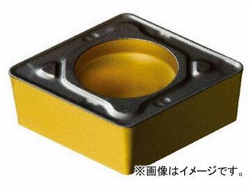 サンドビック コロターン107 旋削用ポジ・チップ COAT CCMT 09 T3 12-PR 4325(6126847) 入数:10個