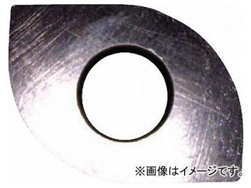富士元 デカスミ専用チップ 超硬M種 TiAlN 5R COAT ADEW19T3-5R NK6060(7962312) 入数:4個