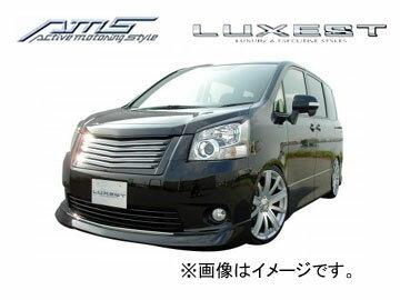 AMS/エーエムエス LUXEST luxury & exective style パンチングメッシュシートカバー (3列セット) ノア(Si・S) ZRR70/75W 2007/6~