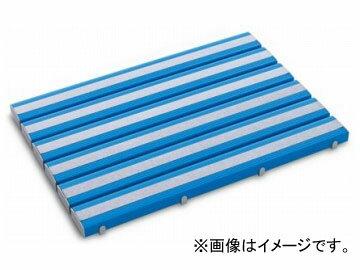 テラモト/TERAMOTO エコすべり止め安全スノコ 400×1810mm 組立完成品 MR-113-115