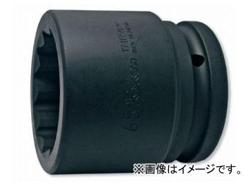 """コーケン/Koken 1-1/2""""(38.1mm) 12角ソケット 17405A-2. 5/8"""