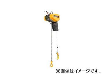 キトー 電気チェーンブロックEQ 懸垂形[単体] 2速インバータ 125kg×4m EQ-001IS
