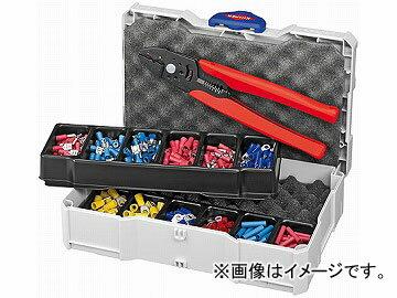クニペックス/KNIPEX 圧着ペンチセット 品番:9790-01 JAN:4003773025382