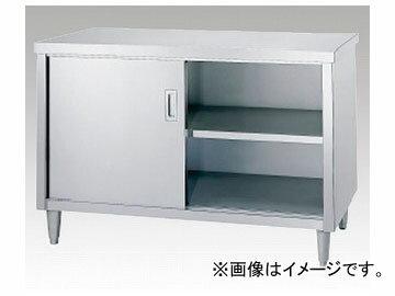 アズワン/AS ONE ステンレス作業台(片面扉) E-6045 品番:3-4022-01