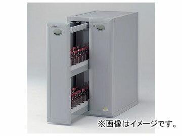 アズワン/AS ONE 塩ビ製薬品保管庫 PVS-2 品番:3-5035-01 JAN:4560111774833