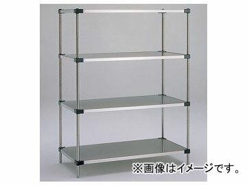 アズワン/AS ONE ソリッドエレクターシェルフ標準セット MSS910SET 品番:1-4580-02
